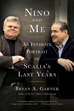 Nino and Me (eBook, ePUB) - Garner, Bryan A.