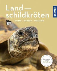 Landschildkröten (eBook, PDF) - Rogner, Manfred