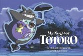My Neighbor Totoro: 10 Pop-Up Notecards and Envelopes