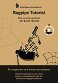 Bagpipe Tutorial - The combi-method for quick results, w. Audio-CD