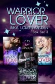 Warrior Lover Box Set 3 (eBook, ePUB)