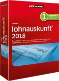 Lexware lohnauskunft 2018, 1 CD-ROM