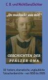 Geschichten der Pfälzer Oma (eBook, ePUB)