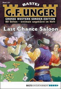 G. F. Unger Sonder-Edition 131 - Western (eBook...