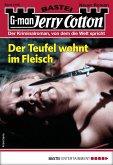 Der Teufel wohnt im Fleisch / Jerry Cotton Bd.3166 (eBook, ePUB)
