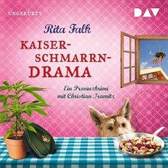 Kaiserschmarrndrama / Franz Eberhofer Bd.9 (MP3-Download) - Falk, Rita