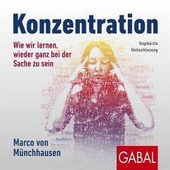 Konzentration (MP3-Download) - Münchhausen, Marco von