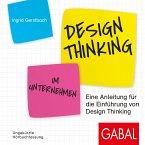 Design Thinking im Unternehmen (MP3-Download)