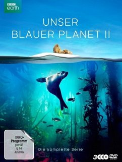 Unser blauer Planet II Uncut Edition