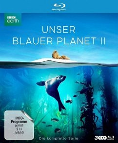 Unser blauer Planet II Bluray Box