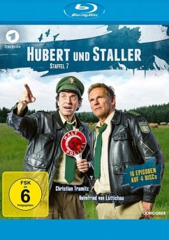 Hubert und Staller - Staffel 7 Bluray Box - Hubert & Staller - Staffel 7