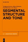 Segmental Structure and Tone (eBook, PDF)