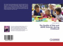 The Quality of Diet and ADHD Disorder during Childhood