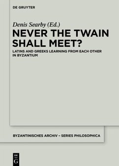 Never the Twain Shall Meet? (eBook, PDF)