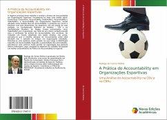 A Prática do Accountability em Organizações Esportivas