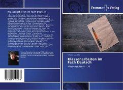 Klassenarbeiten im Fach Deutsch