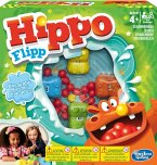 Hasbro 98936398 - Hippo Flipp, Vorschulspiel, Reaktions-Spiel
