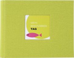 Goldbuch Primavera 24,5x19,5 40 Seiten Fotoalbum grün 40121