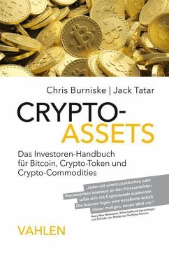 Cryptoassets - Burniske, Chris; Tatar, Jack