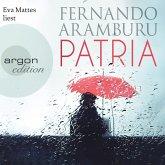 Patria (Gekürzte Lesung) (MP3-Download)