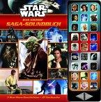 Star Wars: Das große Saga-Soundbuch - 3 Geschichten, 27 spannende Geräusche - Hardcover-Buch - Geräuschebuch zu den Star-Wars-Filmen
