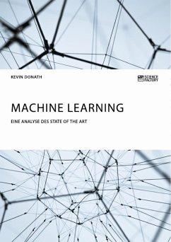 Machine Learning. Eine Analyse des State of the Art (eBook, ePUB)