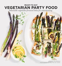 Vegetarian Party Food - Oldfield, Jessica