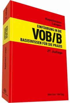 Einführung in die VOB/B