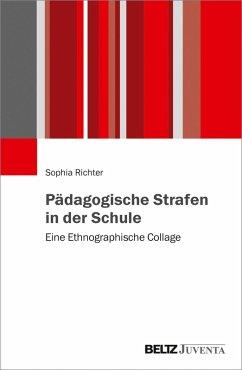 Pädagogische Strafen in der Schule (eBook, PDF) - Richter, Sophia