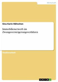 Immobilienerwerb im Zwangsversteigerungsverfahren (eBook, PDF)