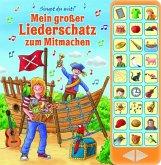 Mein großer Liederschatz zum Mitmachen - Hardcover-Buch - 27 Kinderlieder zum Mitsingen