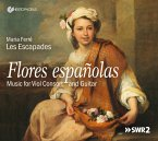 Flores Espanolas-Werke Für Viol Consort & Gitarre