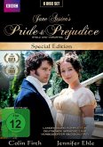 Pride and Prejudice - Stolz & Vorurteil DVD-Box