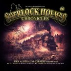 Sherlock Holmes Chronicles - Albtraum-Express, 1 Audio-CD