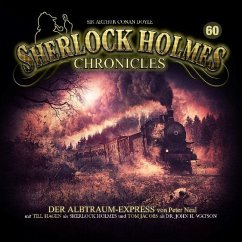 Sherlock Holmes Chronicles - Albtraum-Express, 1 Audio-CD