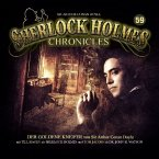 Sherlock Holmes Chronicles - Der goldene Kneifer, 1 Audio-CD