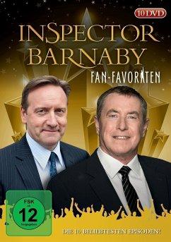 Inspector Barnaby - Fan-Favoriten DVD-Box - Inspector Barnaby