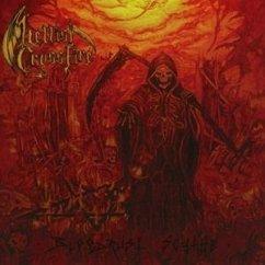 Bloodrust-Scythe - Hellish Crossfire