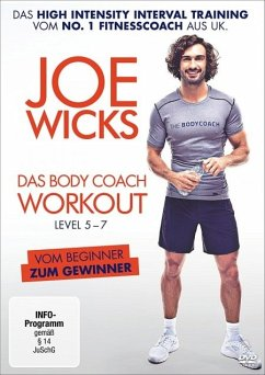 Joe Wicks - Das Body Coach Workout, Level 5-7