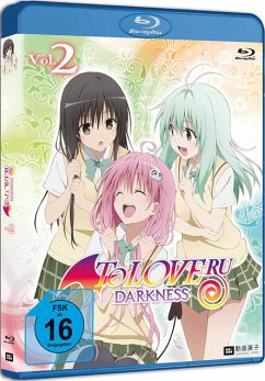 To Love Ru Darkness Staffel 1
