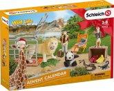 Schleich 97702 - Wild Life, Adventskalender 2018
