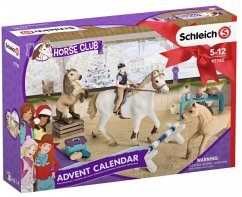 Schleich 90778 - Horse Club, Pferde Adventskalender 2018