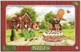 Pettersson und Findus (Rahmenpuzzle)