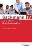 Sackmann - das Lehrbuch für die Meisterprüfung Teil 4