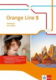Orange Line 5. Workbook mit Audio-CD Klasse 9