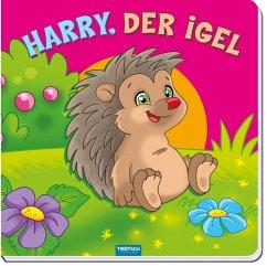 Bilderbuch Harry, der Igel