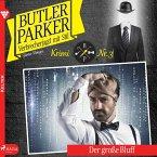 Butler Parker, 3: Der große Bluff (Ungekürzt) (MP3-Download)