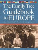 The Family Tree Guidebook to Europe (eBook, ePUB)