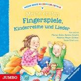 Meine ersten Fingerspiele, Kinderreime und Lieder (MP3-Download)