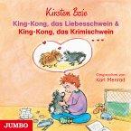 King-Kong, das Liebesschwein & King-Kong, das Krimischwein (MP3-Download)